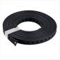 Mobile Preview: Montagelochband 27mm 10m PVC ummantelt Lochband Montageband Nagelband