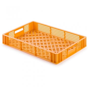 Brotkasten orange 60 x 40 x 8,5 cm