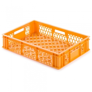 Brotkasten orange 60 x 40 x 13 cm
