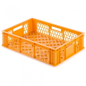 Brotkasten orange 60 x 40 x 15 cm