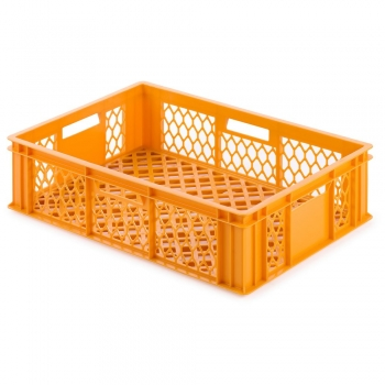 Brotkasten orange 60 x 40 x 17 cm