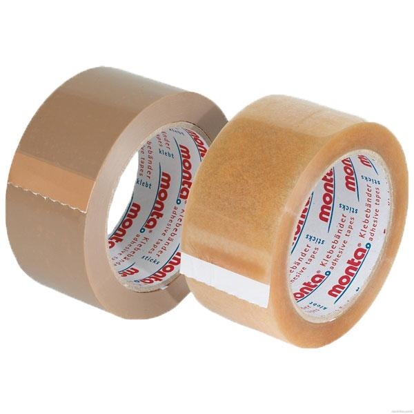 PP-Packband Transparent, 50mm - 66m
