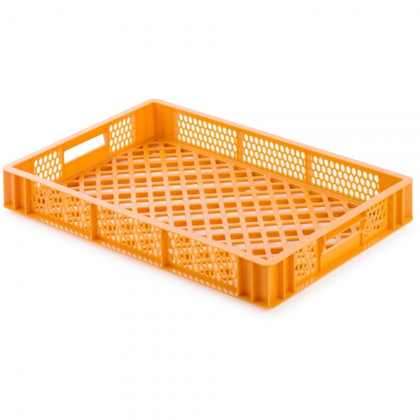 Brotkasten orange 60 x 40 x 7,5 cm
